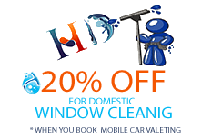 Domestic WINDOW CLEANING Swindon & Cheltenham