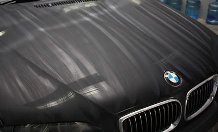 Car Paint and Fabric Protection